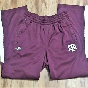 Adidas Texas A&M Aggies Sweatpants